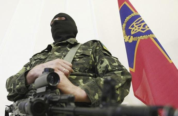 Ukrayna'da bir General ajanlık iddiasıyla gözaltına alındı