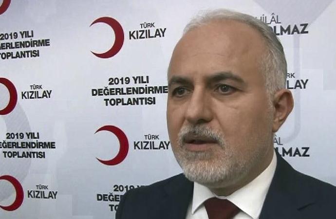Kızılay Genel Başkanı halkı kan vermeye çağırdı