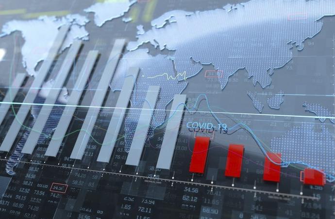 'Küresel piyasalar benzeri görülmemiş bir darbe aldı'