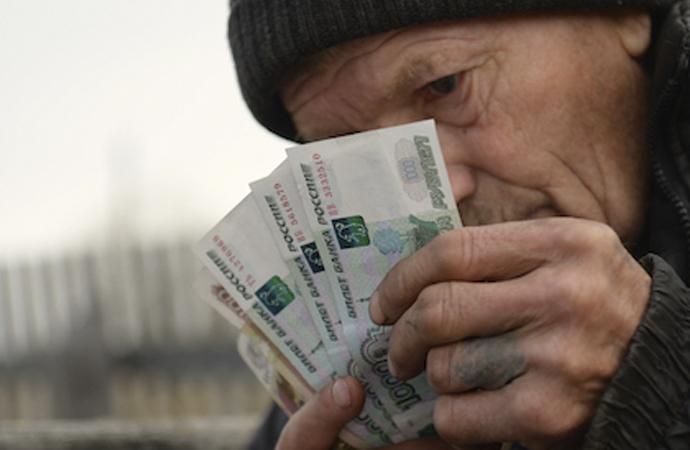 Rusya'da halkın yarısının gelirleri eridi