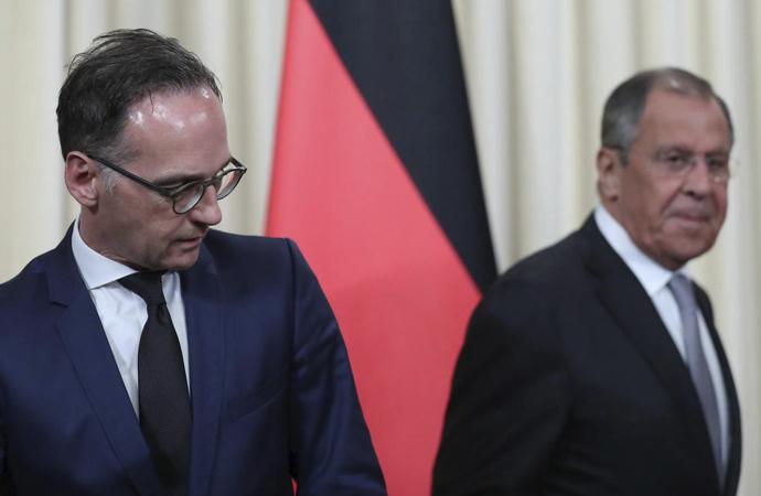 Rusya ve Almanya 'Ukrayna krizi'ni görüştü