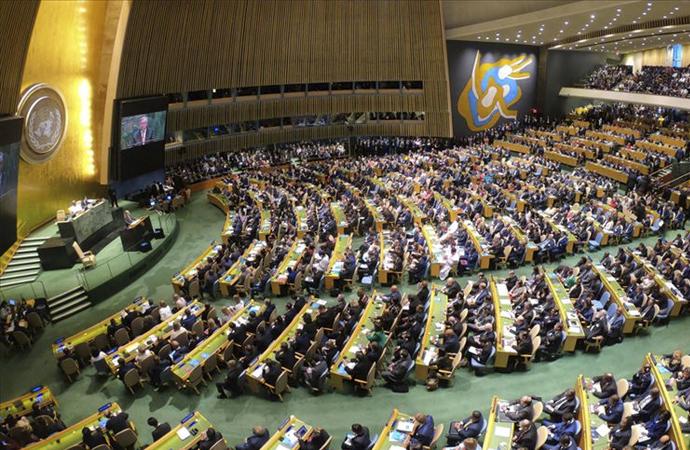 """BM'den """"Küresel dayanışma"""" kararı çıktı"""