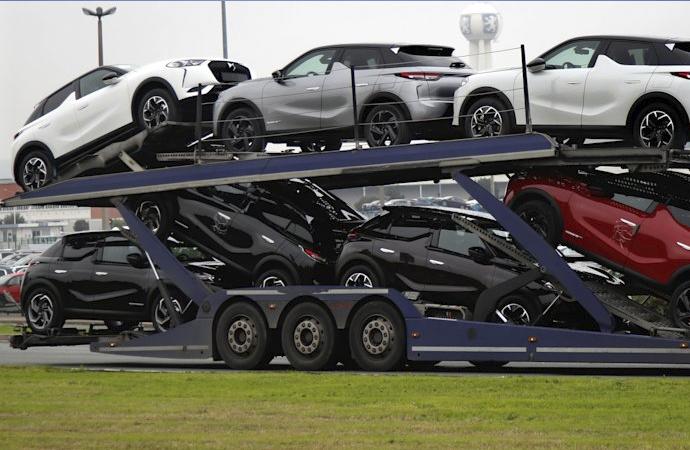Avrupa'da otomobil satışlarında tarihi düşüş