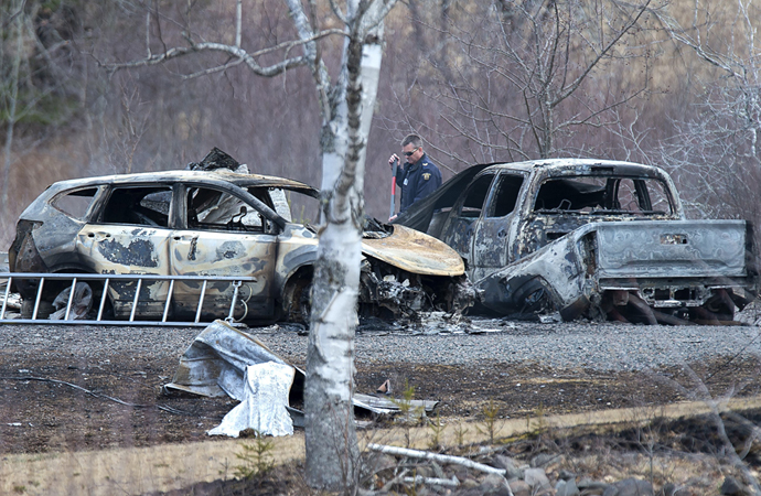 Kanada'da silahlı saldırıda ölü sayısı 23'e çıktı