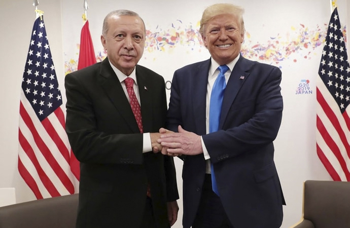 Trump istedi, Erdoğan onay verdi. Amerika'ya ventilatör parçası gönderilecek