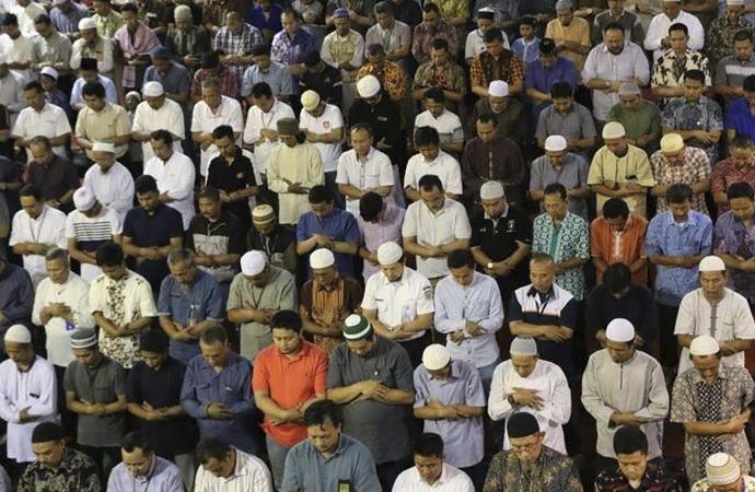'Kur'an ayımız mübarek olsun'