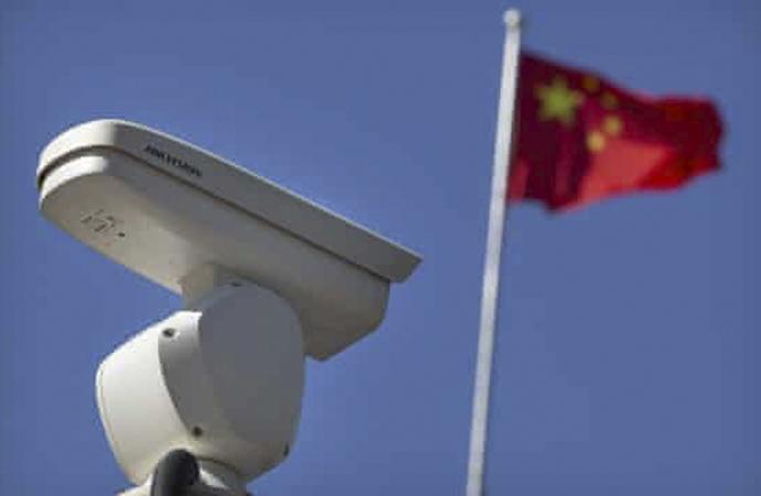 """Çin'de """"çevrimiçi ve fiziki takip"""" salgından sonra da devam ediyor"""