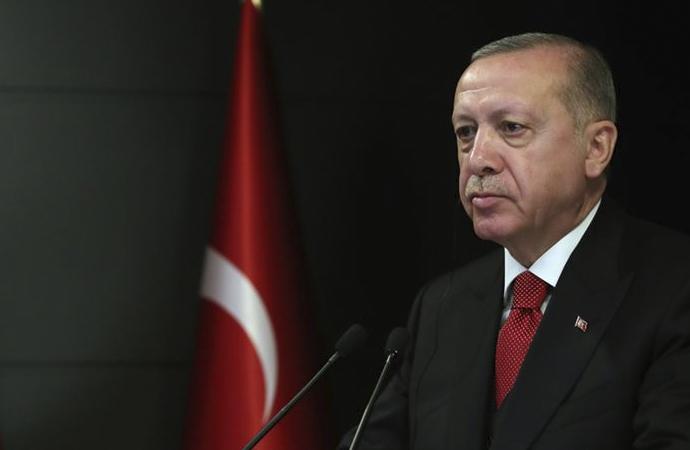 Cumhurbaşkanı Erdoğan'dan ramazan başlangıcı paylaşımı