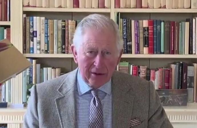 Kanada Başbakanı'nın ardından İngiliz prensinden 'Esselamu aleyküm'