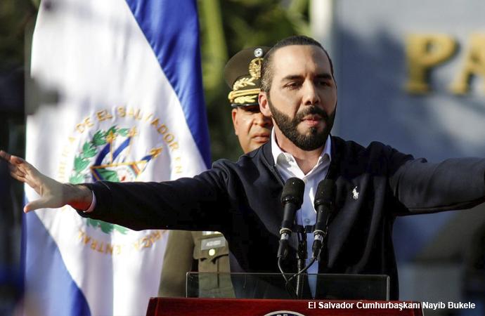 El Salvador'da, çeteler içeriden idare ediyor iddiası