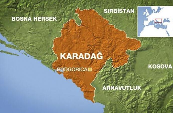 Rusya'dan Karadağ'a 'ihanet' suçlaması
