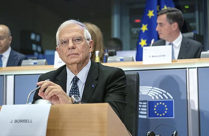 AB Temsilcisi: 'Afrika'daki sorunu Avrupa için çözmeliyiz'
