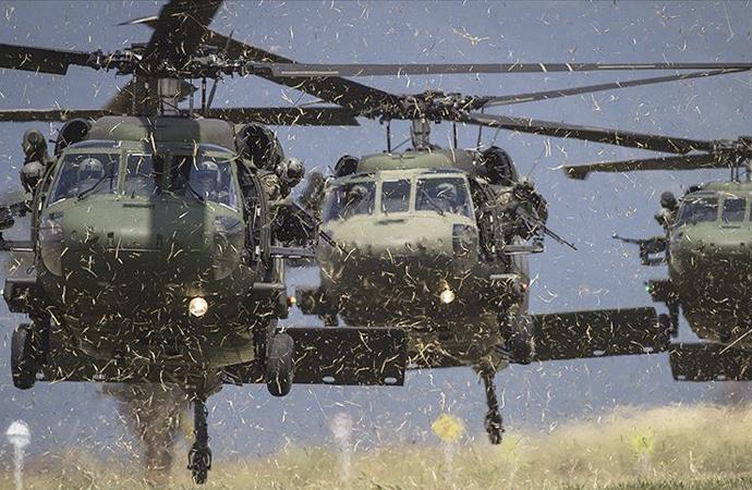 Küresel askeri harcama 2019'da 2 trilyon dolara yaklaştı
