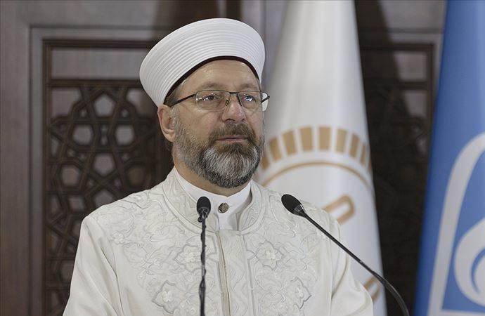 Ali Erbaş'tan Al-i İmran 104'üncü ayet vurgusu