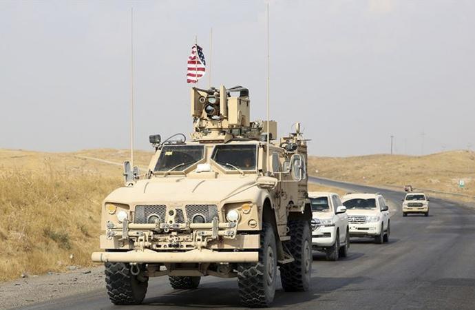 Amerika, Suriye'deki petrol sahalarında Araplardan birlik kuruyor