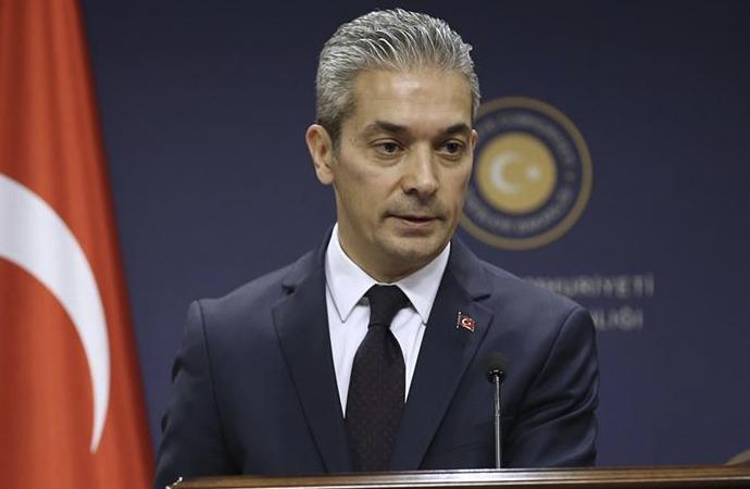 Dışişleri'nden Mısır'a Libya yanıtı