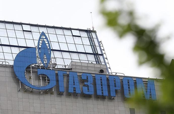 Rusya'nın en büyük şirketi Gazprom'un net karı yüzde 17 düştü