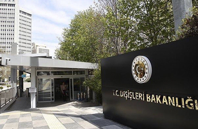 ABD'nin Dini Özgürlükler Raporuna Türkiye'den tepki