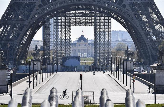 Fransa ve İspanya ekonomilerinde keskin düşüş