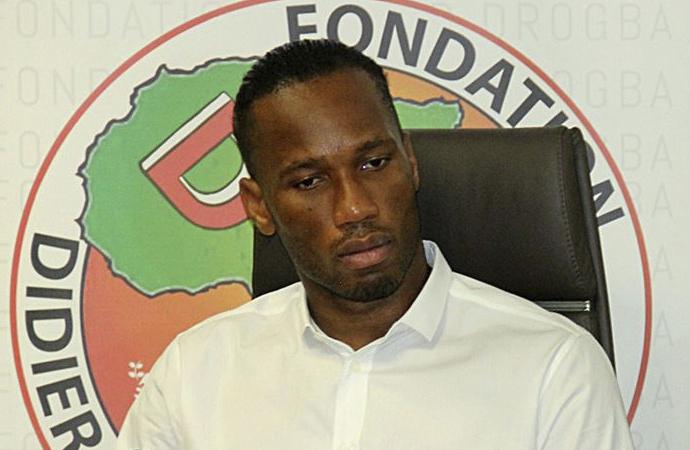 Drogba: Afrika bir test laboratuvarı değildir
