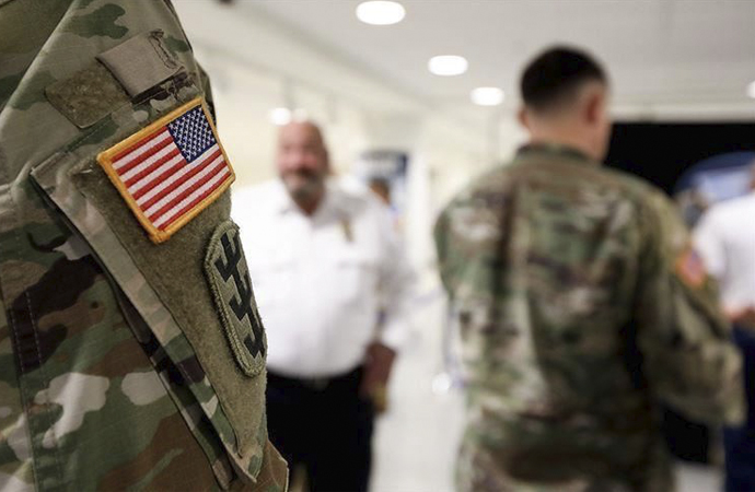 Amerika, Irak'taki bir üssünü daha boşaltıyor