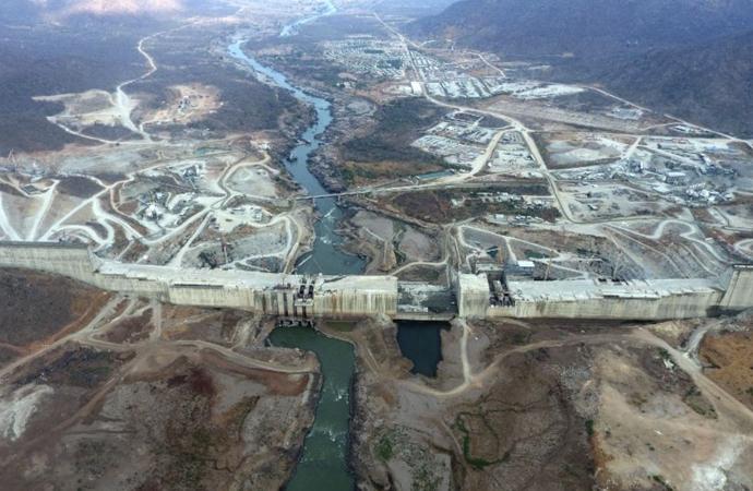 Nahda Barajı inşaatında sıkıntı devam ediyor