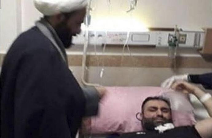 """İran'da """"Kovid-19 hastalarını tedavi ettiğini"""" iddia eden din adamı gözaltına alındı"""