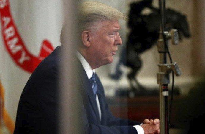 Trump: 'Önümüzdeki 2-3 hafta çok sancılı olacak'
