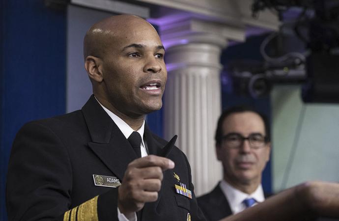 Amerikan Kamu Sağlığı Dairesi Başkanı, salgını 11 Eylül'e benzetti