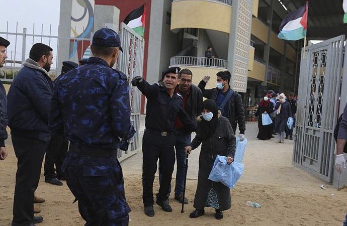 Gazze, Kovid-19'la mücadele için tıbbi yardım istedi