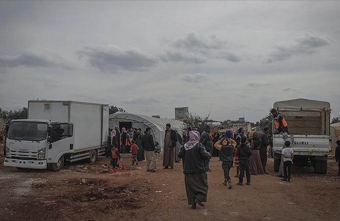 İdlib'de ateşkesten sonra 120 bin kişi evlerine döndü