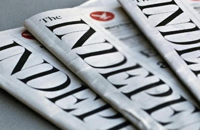 Independent Türkçe erişime kapatıldı