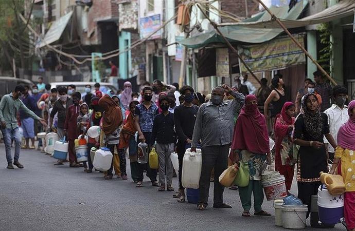 İslam İşbirliği Teşkilatı'ndan Hindistan'a kınama