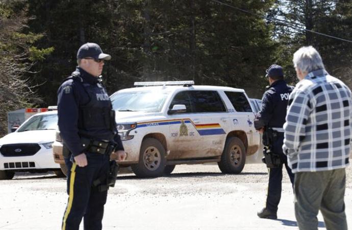 Kanada'da silahlı katliam