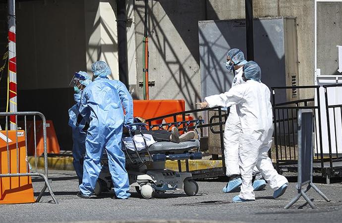 DSÖ'den Çin lehine açıklama: Virüsün kaynağı laboratuvar değil