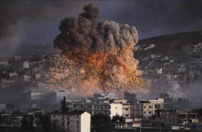 İsrail'den Suriye'ye hava saldırısı: En az 9 kişi öldü