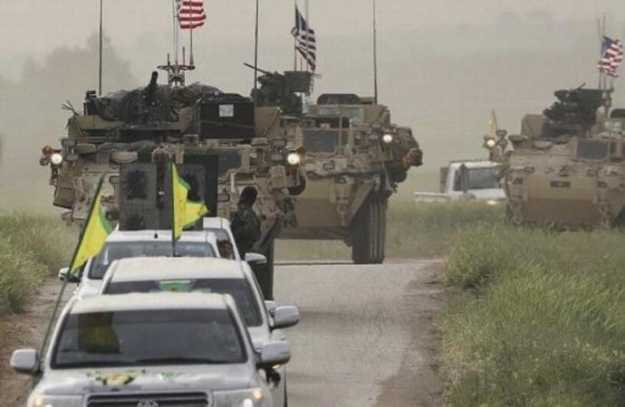 YPG/PKK ile Araplar arasındaki ilişkiye dair Amerikan raporu