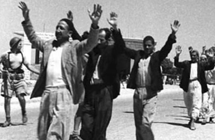 'Büyük felaket'in 72. yıldönümü