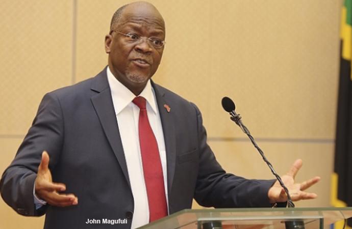 Keçinin testi pozitif çıktı diyen Tanzanya Devlet Başkanına tepki