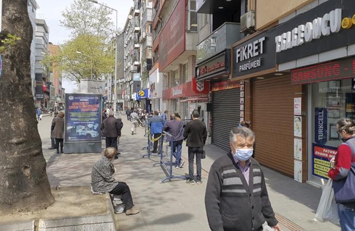 İstanbul esnafı, hijyen ve sosyal mesafe ile işbaşı yapmak istiyor