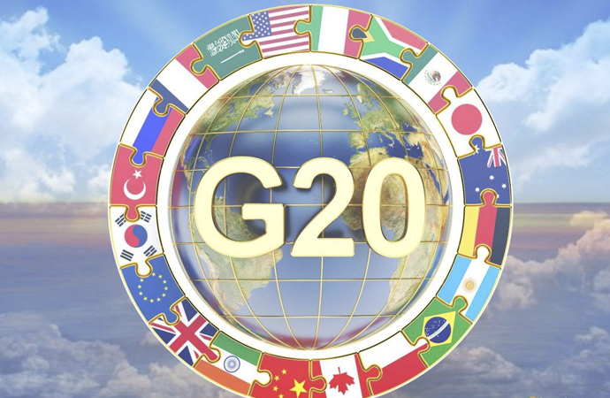 """G20'den Kovid-19 salgınıyla mücadelede """"dijitalleşme"""" vurgusu"""