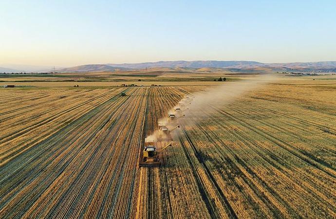 Salgın süreci, tarımın stratejik önemini ortaya koydu