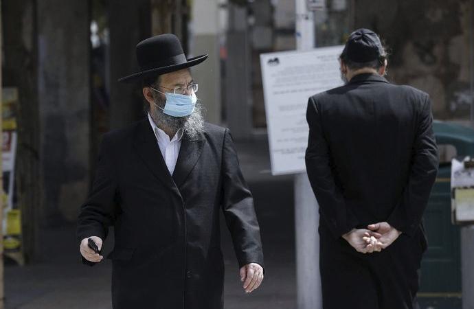 İsrail, maske takma zorunluluğunu askıya aldı