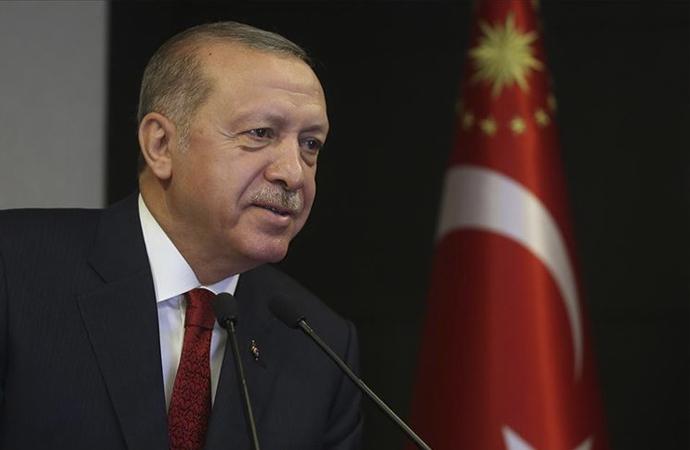 """Erdoğan: """"İlkeli davrandığınızda hayatın sizin için daha zor olacağınızdan şüpheniz olmasın"""""""