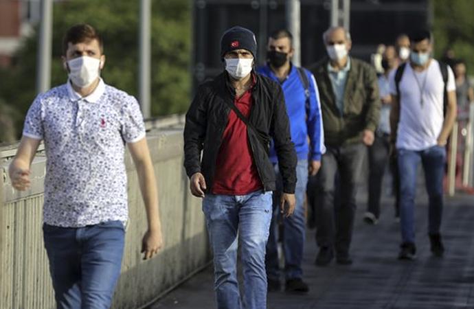25 şehirde maskesiz dolaşmak yasaklandı