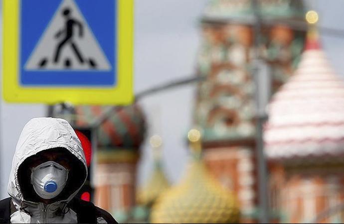 ABD'nin 'bağışladığı' solunum cihazları için Rusya 'samimi jest' dedi