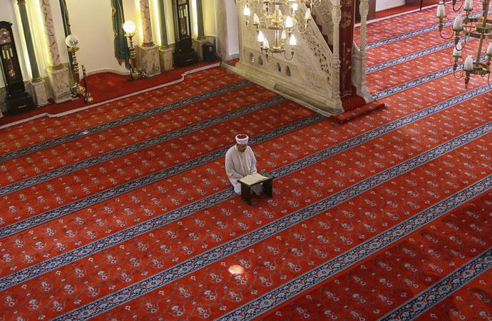 İçişleri Bakanlığından, camilerde uyulacak kurallara ilişkin genelge