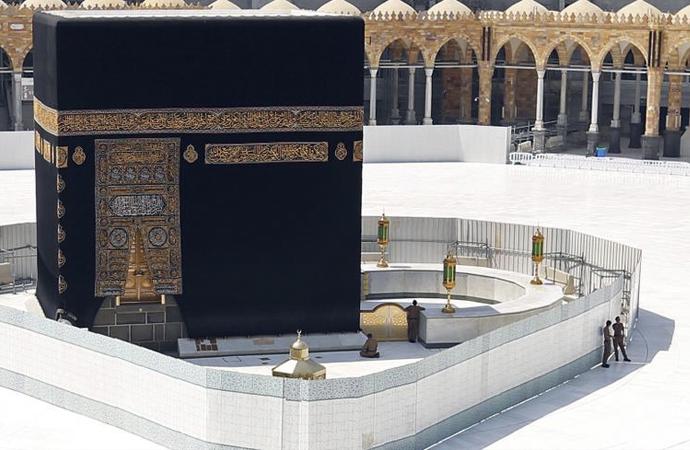 Mescid-i Haram'da cemaatsiz bayram namazı talimatı