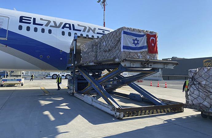 İsrail havayolları El Al 13 yıl sonra İstanbul'da