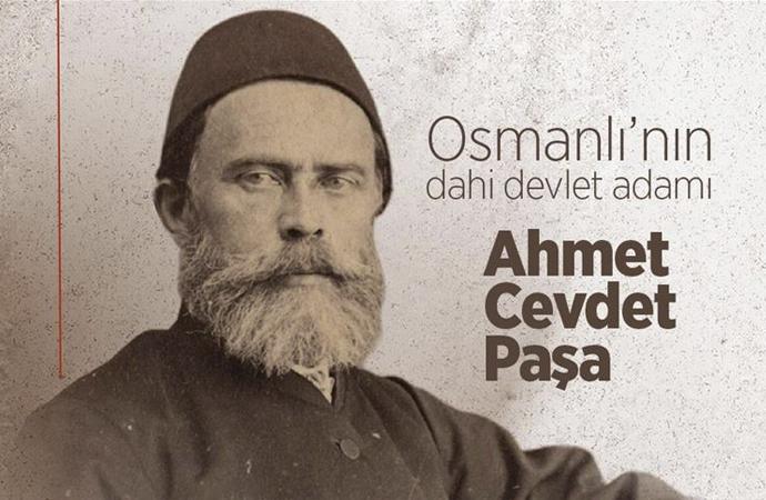 Mecelle'nin ardındaki isim: Ahmet Cevdet Paşa